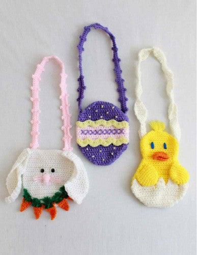 Easter Purse Set Crochet Pattern - Maggie's Crochet