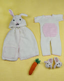 Bunny Romper and accessories