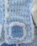Inside Out Layette Crochet Pattern