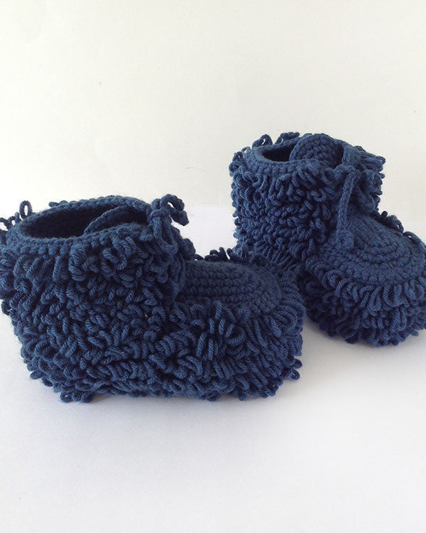 Mukluk Slippers Crochet Pattern Maggies Crochet