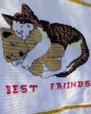 Best Friends Afghan and Bear Crochet Pattern