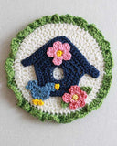 Bird House Cd Coaster