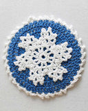 Snowflake Cd Coaster