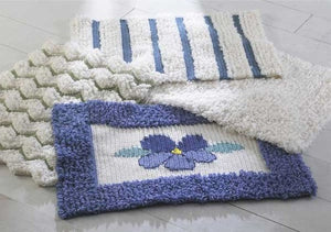 Loop Stitch Rugs Crochet Pattern - Maggie's Crochet