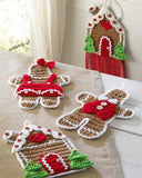Gingerbread Kitchen Set Crochet Pattern