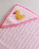 duck washcloth