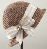 Bonnets and Berets Crochet Pattern