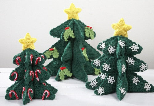 soft sculpture christmas trees