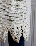 Easy Boat Neck Tunic Crochet Pattern - Maggie's Crochet