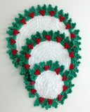 20 Holly Hot Mats Crochet Pattern - Maggie's Crochet