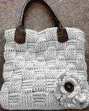 Basket Weave Bag Crochet Pattern
