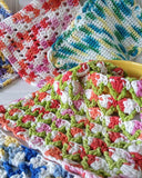 Variegated Dishcloth Set Crochet Pattern