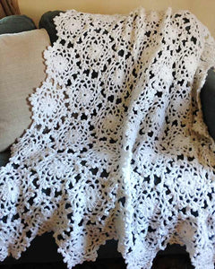 Flurry of Afghans Crochet Pattern - Maggie's Crochet
