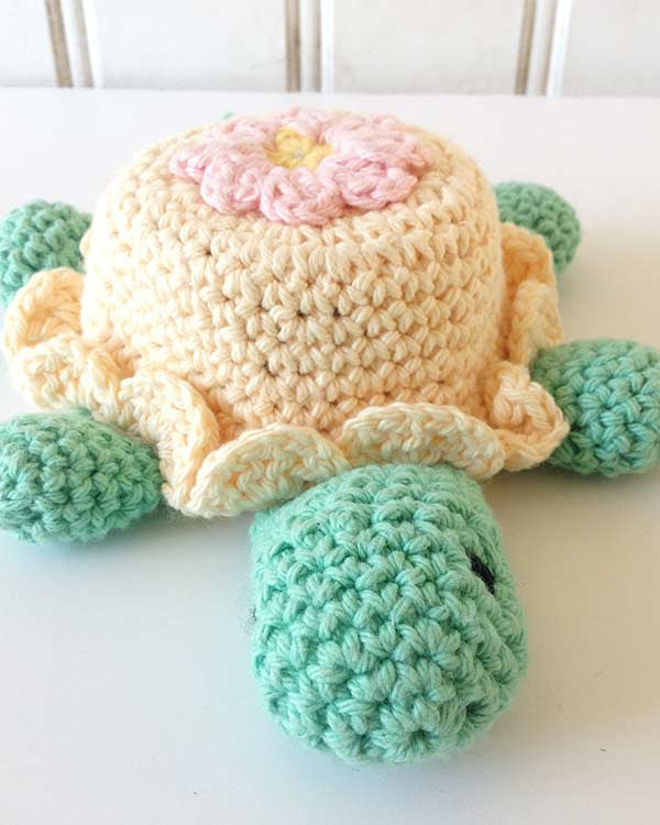 Baby Washcloths And Rattles Maggies Crochet