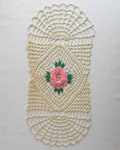 solitary rose runner