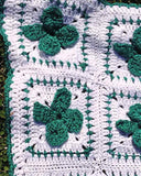 St. Patricks Day Afghan Crochet Pattern - Maggie's Crochet