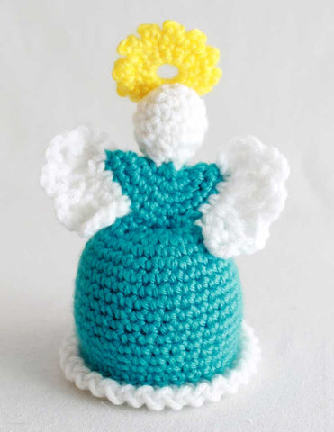 Angel Pincushion Crochet Pattern