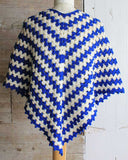 Vintage Granny Rows Capelet Crochet Pattern - Maggie's Crochet