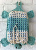 Talula Turtle Soap Cover Crochet Pattern