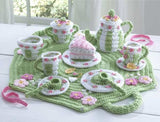 tea set crochet pattern