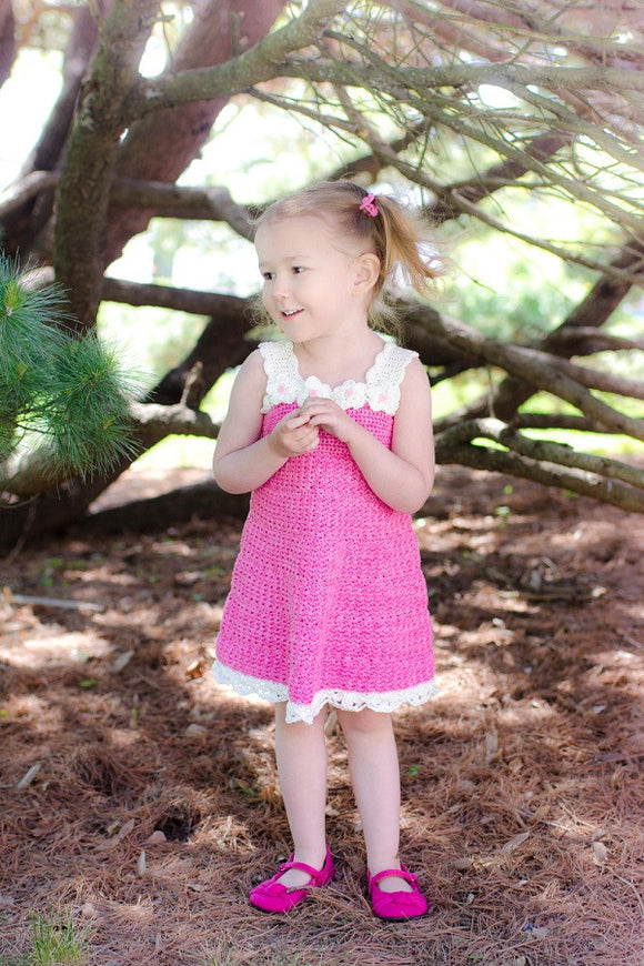 Ariella Dress Crochet Pattern Download - Maggie's Crochet