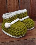 Boots 'n Booties Crochet Pattern