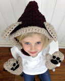 Foxy Lady Sets Crochet Pattern - Maggie's Crochet