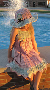 Juliet Dress Crochet Pattern Download - Maggie's Crochet