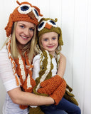 Hootin' Hat Set Crochet Pattern