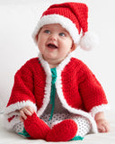 Santa Baby Set Crochet Pattern