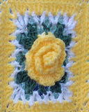 Remember Summer Afghan Crochet Pattern