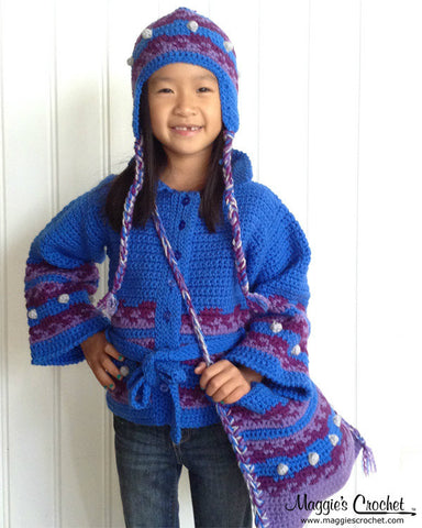 Icelandic Ensemble Crochet Pattern