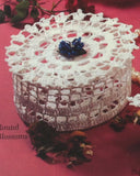 Keepsake Lace Potpourri Boxes Crochet Pattern