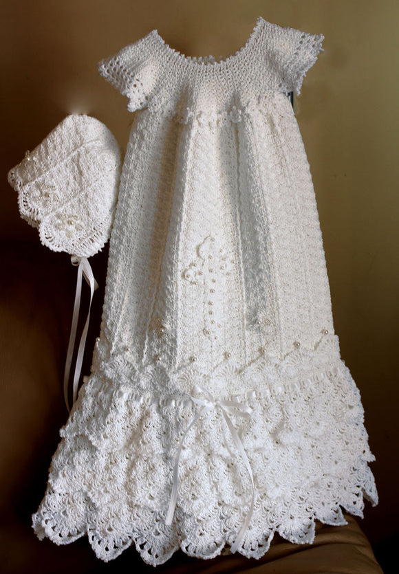 Serenity Gown Crochet Pattern Download - Maggie's Crochet