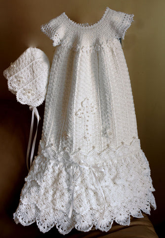 Serenity Gown Crochet Pattern Download