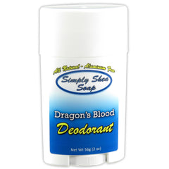Natural Aluminum Free Deodorant Dragon's Blood