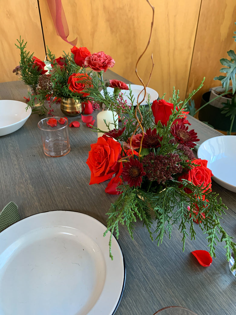 Table Scape : Christmas Classic