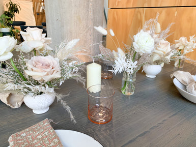 Table Scape : Winter Whites