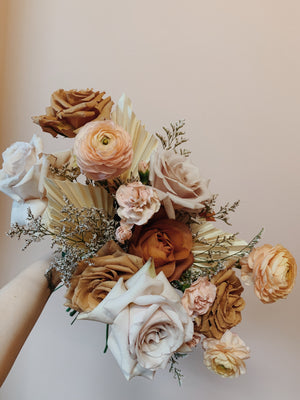 Elopement Package-Bridal Bouquet