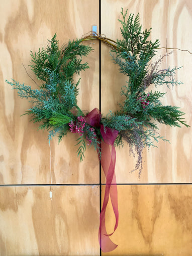 Classic Evergreens Wreath