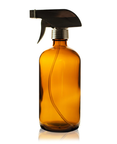 16 oz Glass Spray Bottle