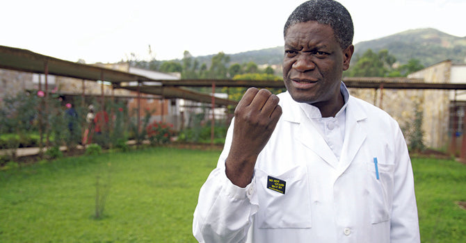 A Conversation with Dr. Denis Mukwege, hosted by Grace Farms, New Canaan, CT