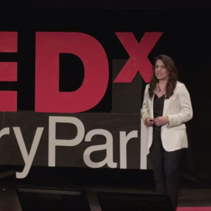 TEDx talk by Grace Farm's Krishna Patel