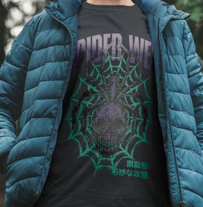 Spider Web T-Shirt