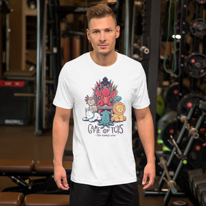 Game Of Toys Mens T-Shirt for Got Fans