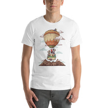 Load image into Gallery viewer, The Camper Hot Air Balloon Unisex T-Shirt