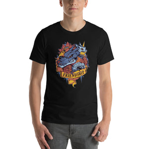 Friendship Goal Digimon Unisex T-Shirt
