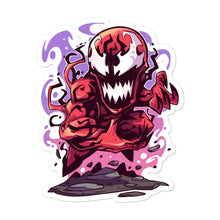 Load image into Gallery viewer, Venom 2 Chibi stickers