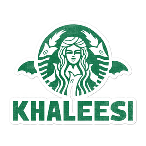 Khaleesi stickers