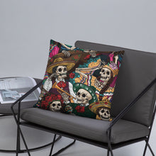 Load image into Gallery viewer, DIA DE LOS MUERTOS Pillow